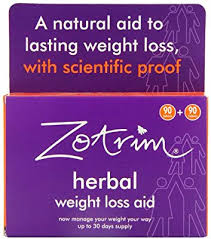 zotrim weight loss pills