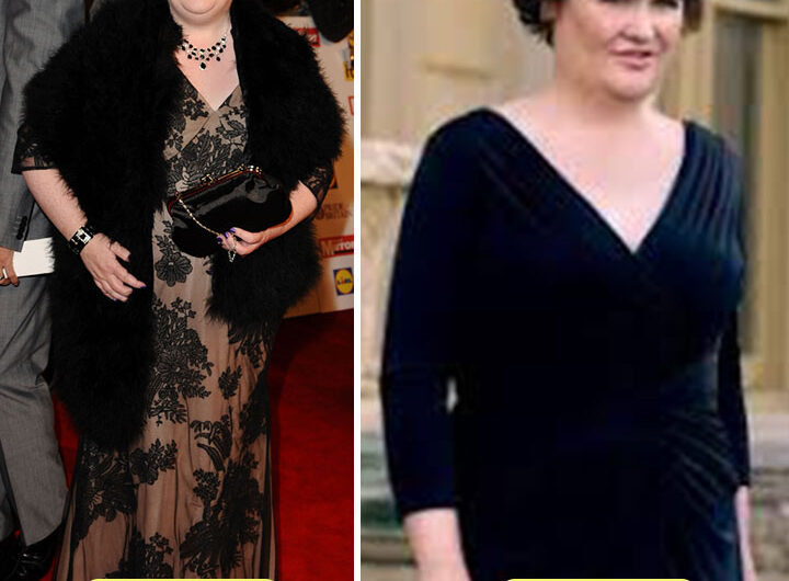 SUSAN BOYLE WEIGHT LOSS