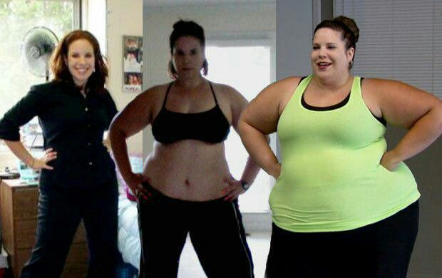 WHITNEY THORE WEIGHT LOSS