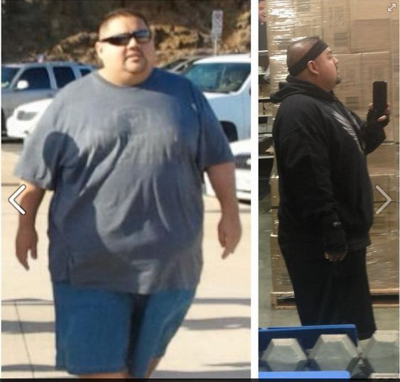 gabriel weight loss